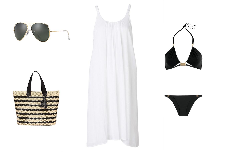 Beach Shopping