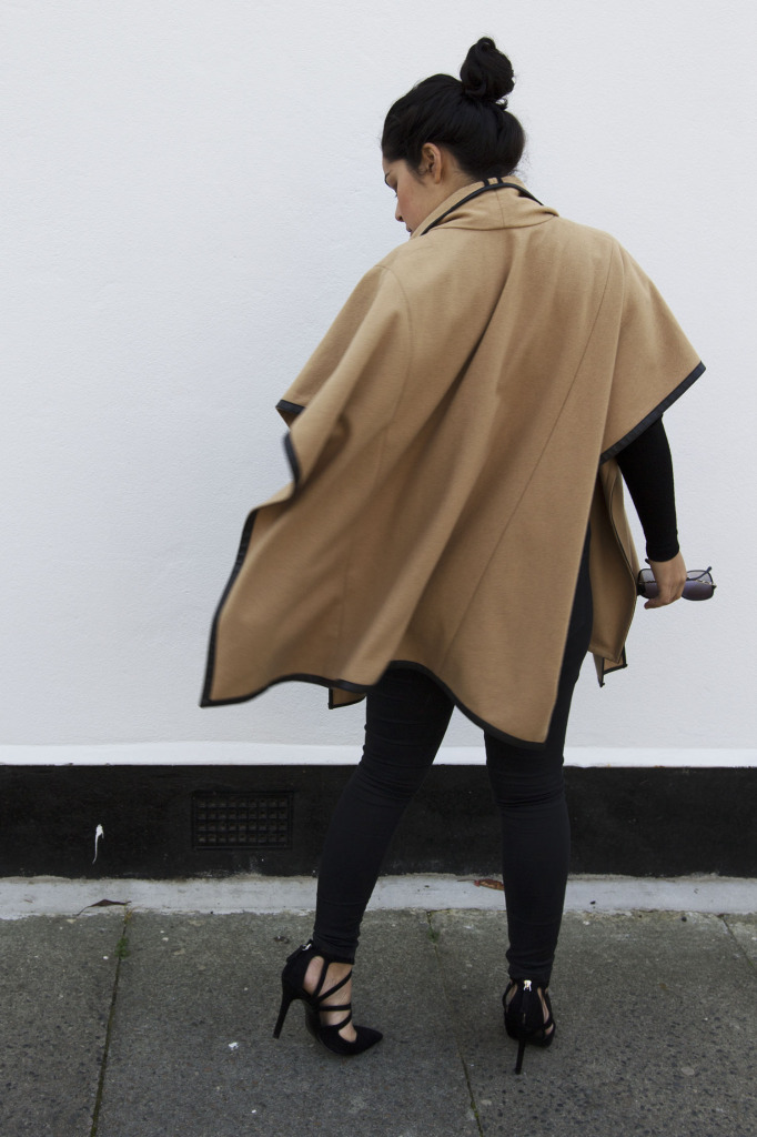 How To Wear A Cape