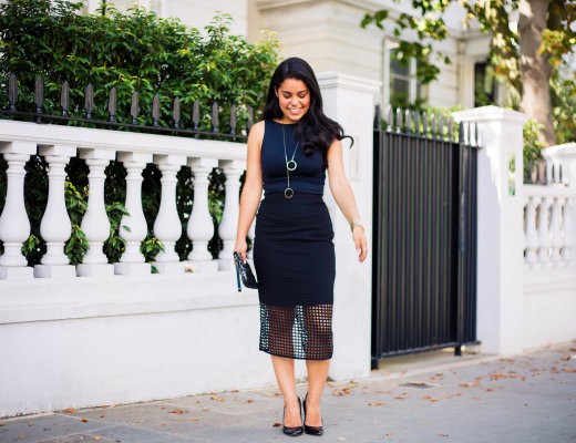 Why A Black Pencil Skirt Is Worth Having