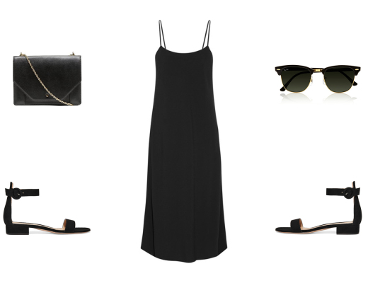 How To Wear Black This Spring