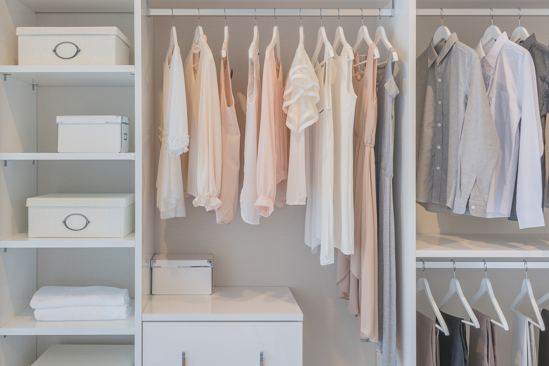 Step three Towards Creating A Minimalist Wardrobe