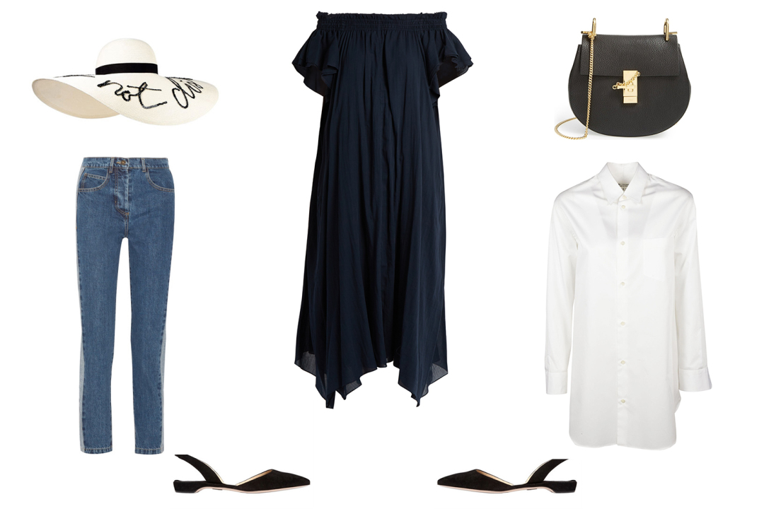 A Guide For Minimalist Summer Style