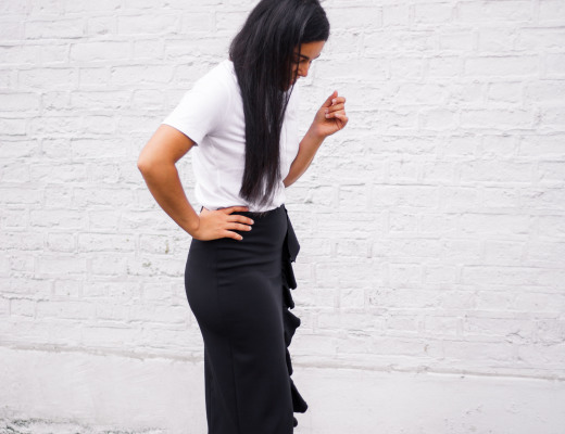 How To Buy The Perfect Pencil Skirt