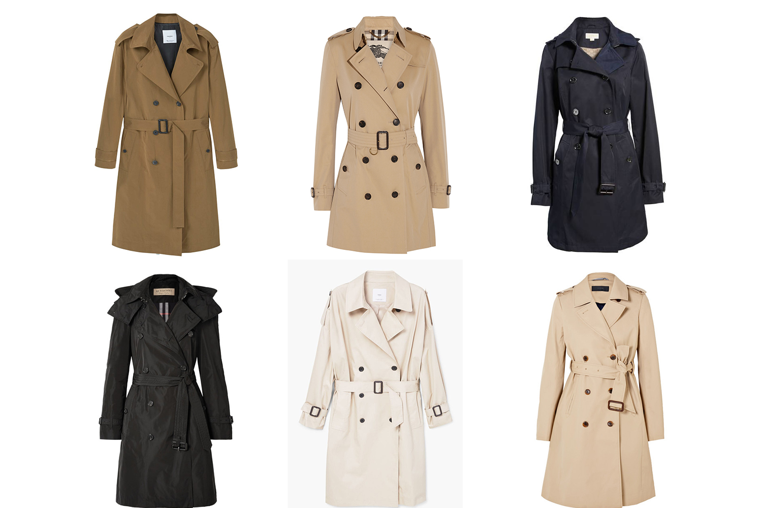 The Trench Coat Style For You