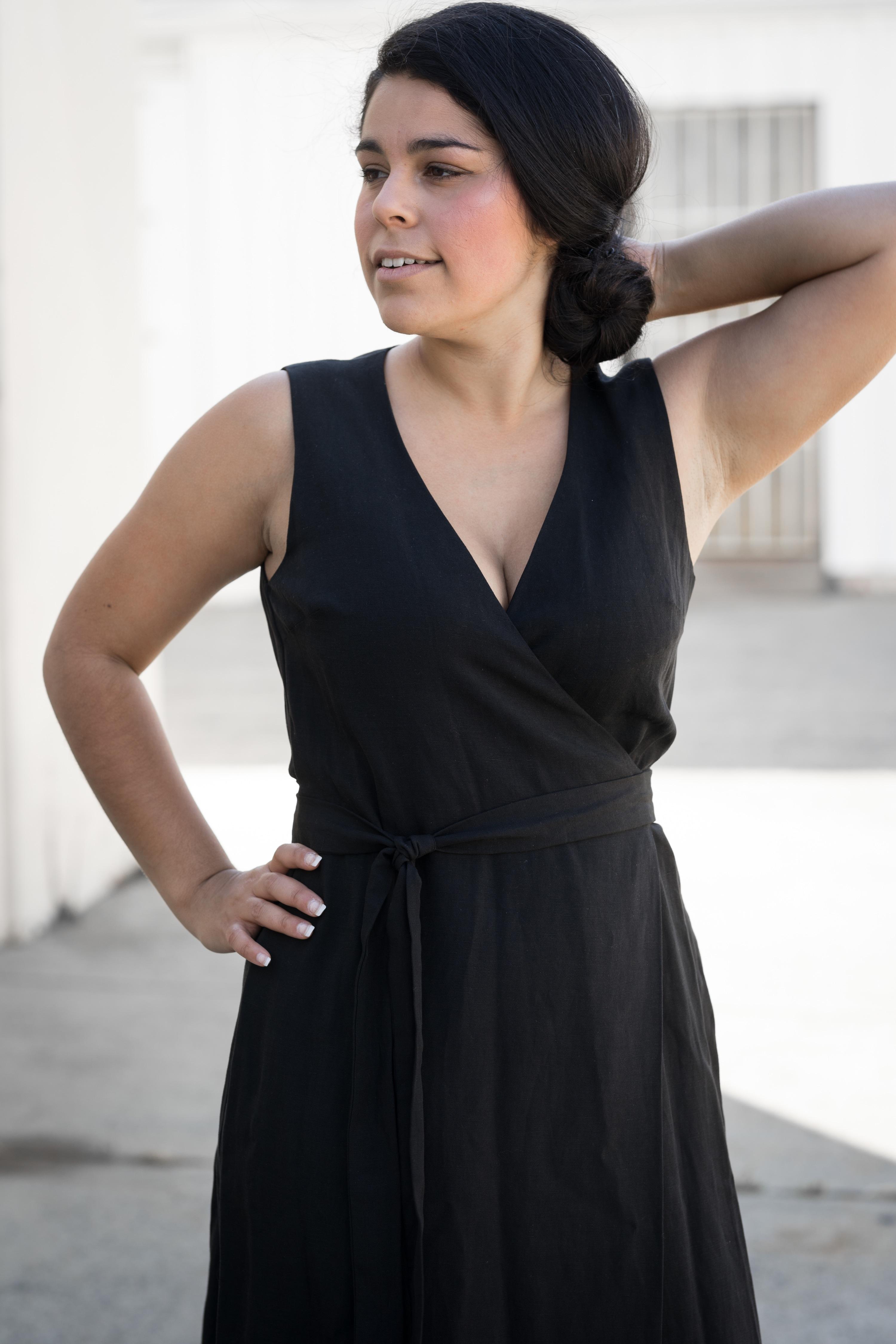 Minimalist Summer Dress
